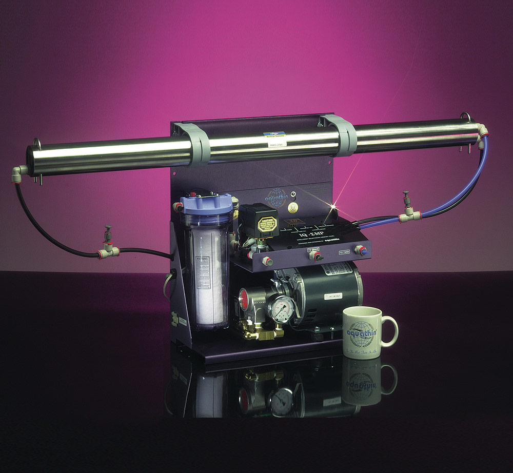 600+24K Reverse Osmosis Water Treatment System