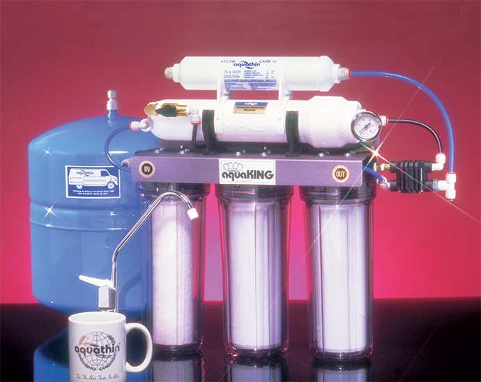 AquaKING RO & RO DI Water Purification System