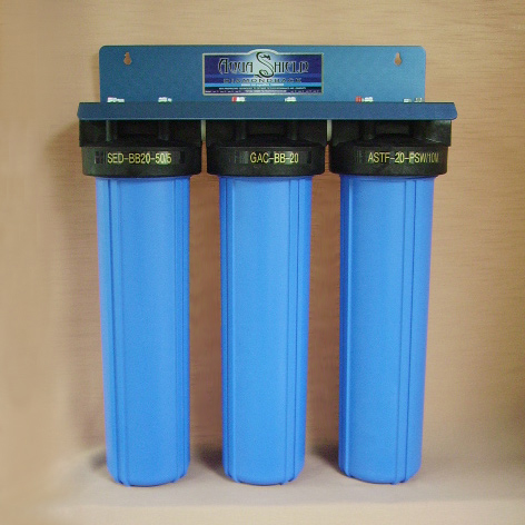 AquaShield Triple Water Filters