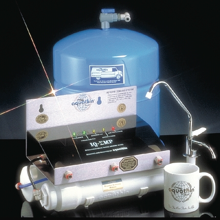 Model AQL-TXF Water Purification System