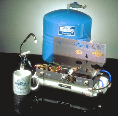 Aquathin PSS90 Model - RO/DI Water Purifier