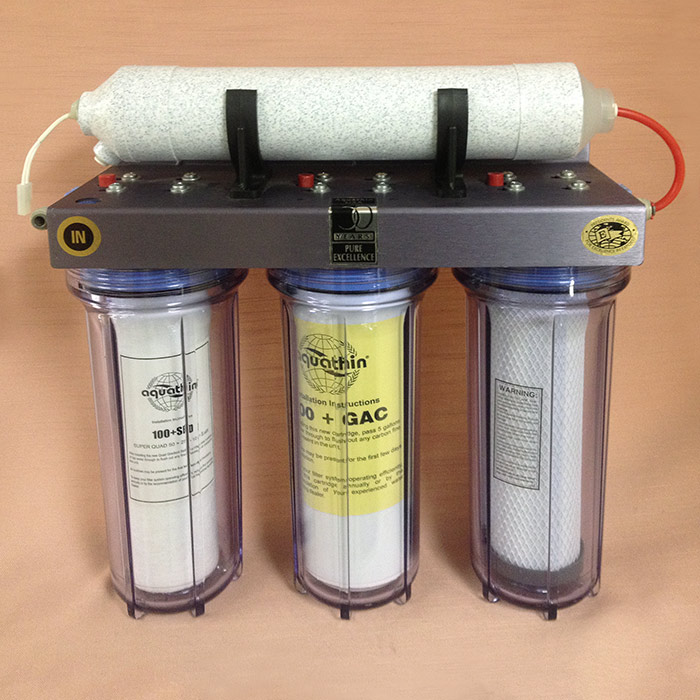 T-PFP-UV Series Water Filter