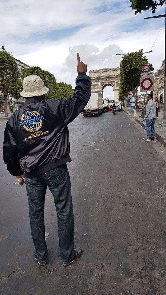 Aquathin in Paris