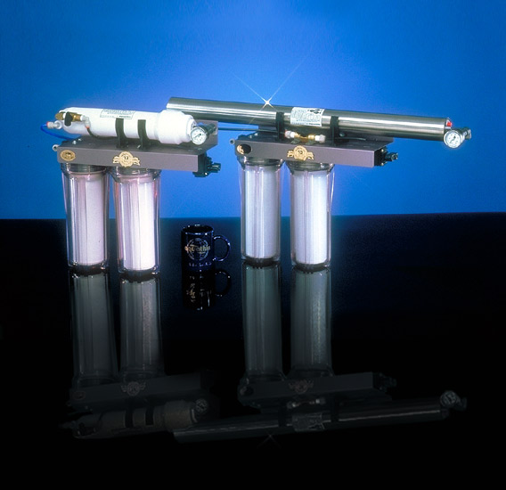 Aquafin Series - RO Water Purification System