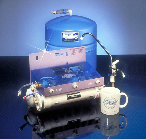 Platinum 90 Model RO-DI Water System