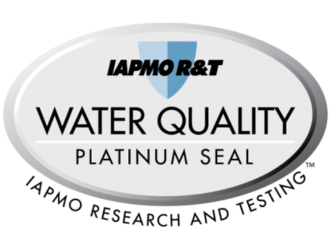 IAPMO Platinum Water Seal