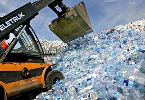 Bottle water waste