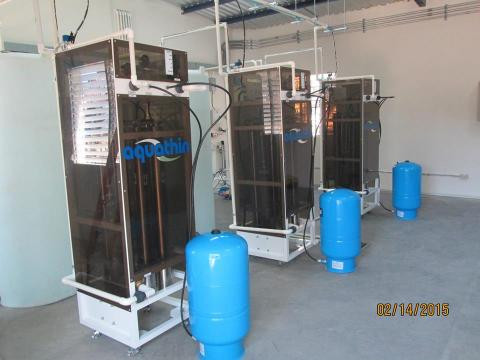 12,000+24K PPVM Commercial Reverse-Osmosis Systems