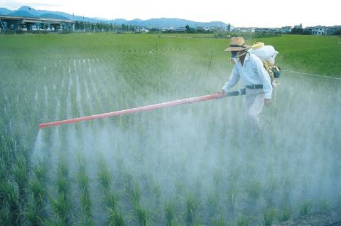 Pesticide, water pollution