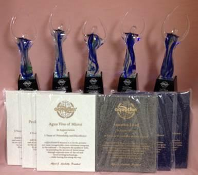 Anniversary Awards